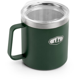 GSI Glacier Stainless Camp Cup 444ml, mountain view
